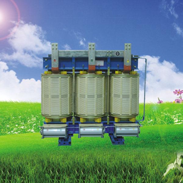 Environmental protection type dry-type transformer