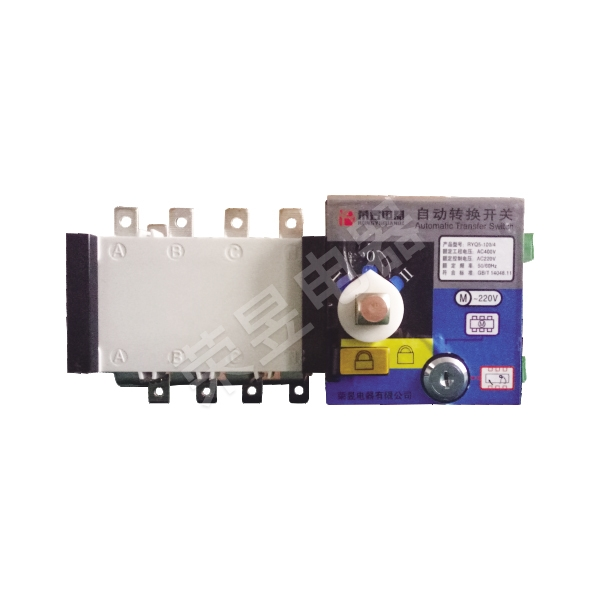 RYQ5Series PC level dual power automatic transfer switch
