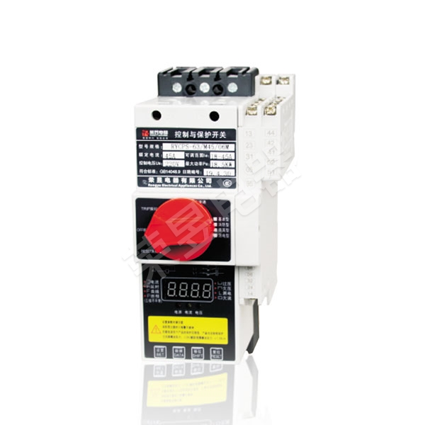 Control and protection switch