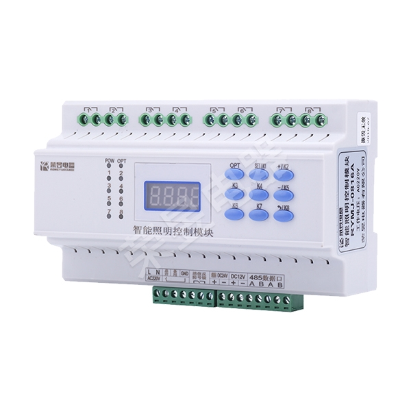 RYMJ Intelligent lighting control module series